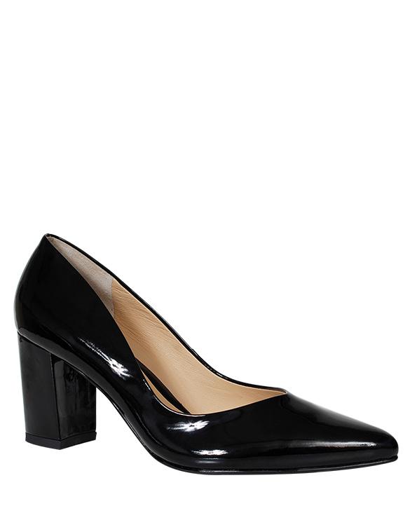 Zapatos Pump FR-9594 Color Negro