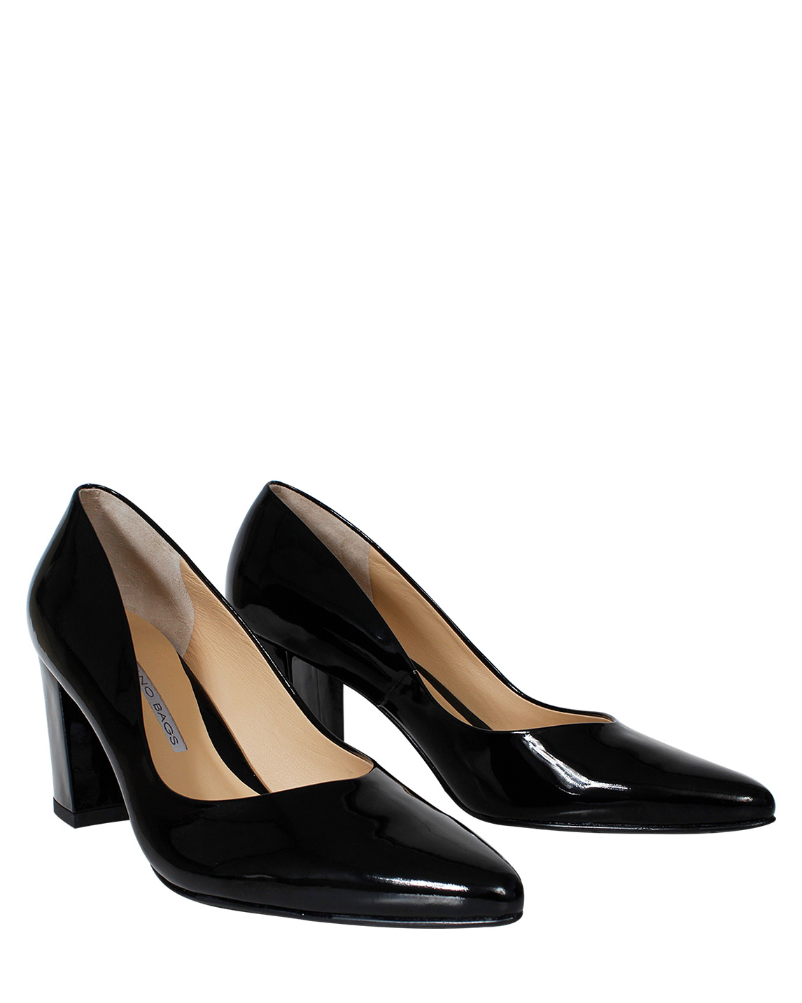 Zapatos Pump FR-9594 Color Negro