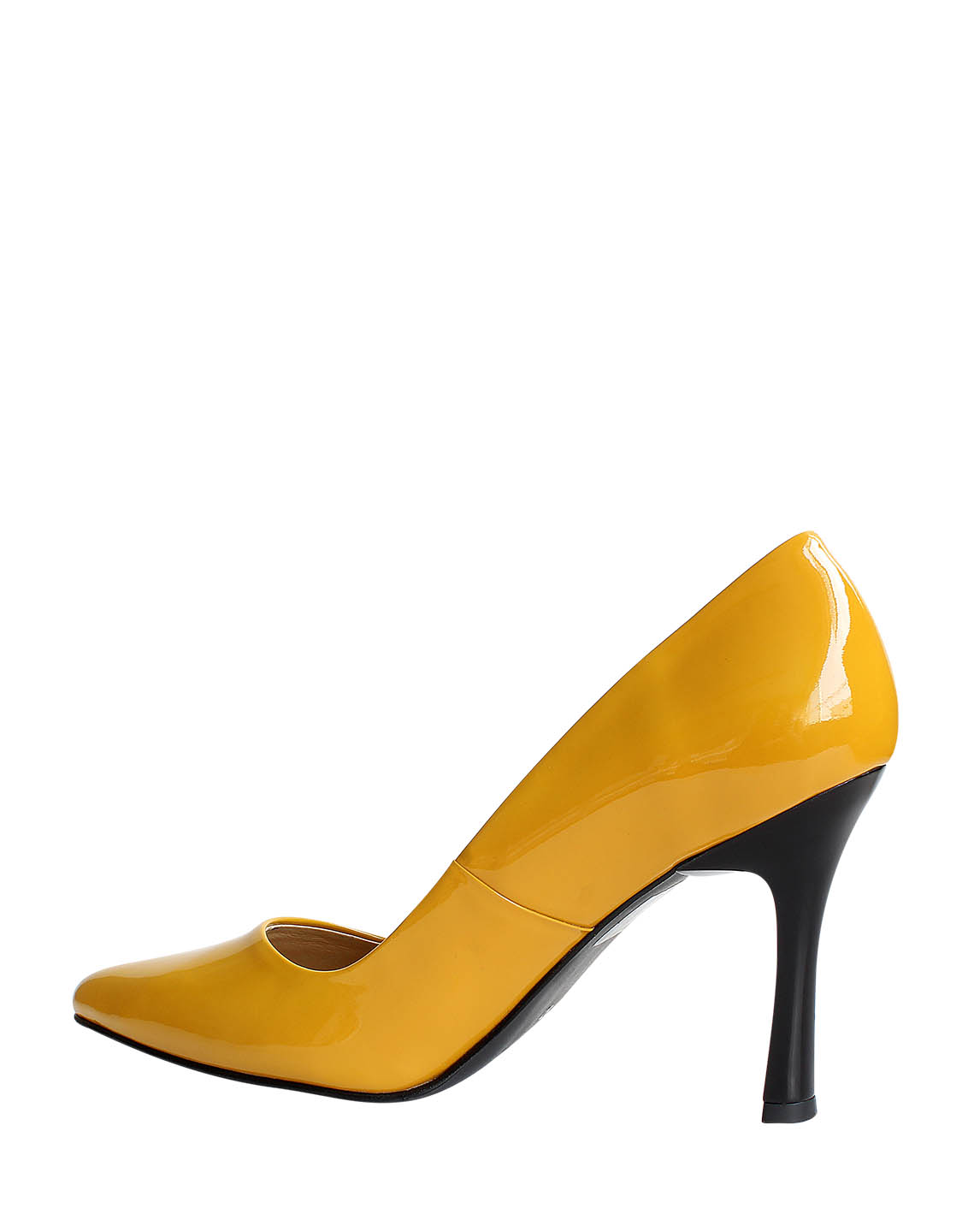 Zapatos Pumps FR-9192 Color Amarillo