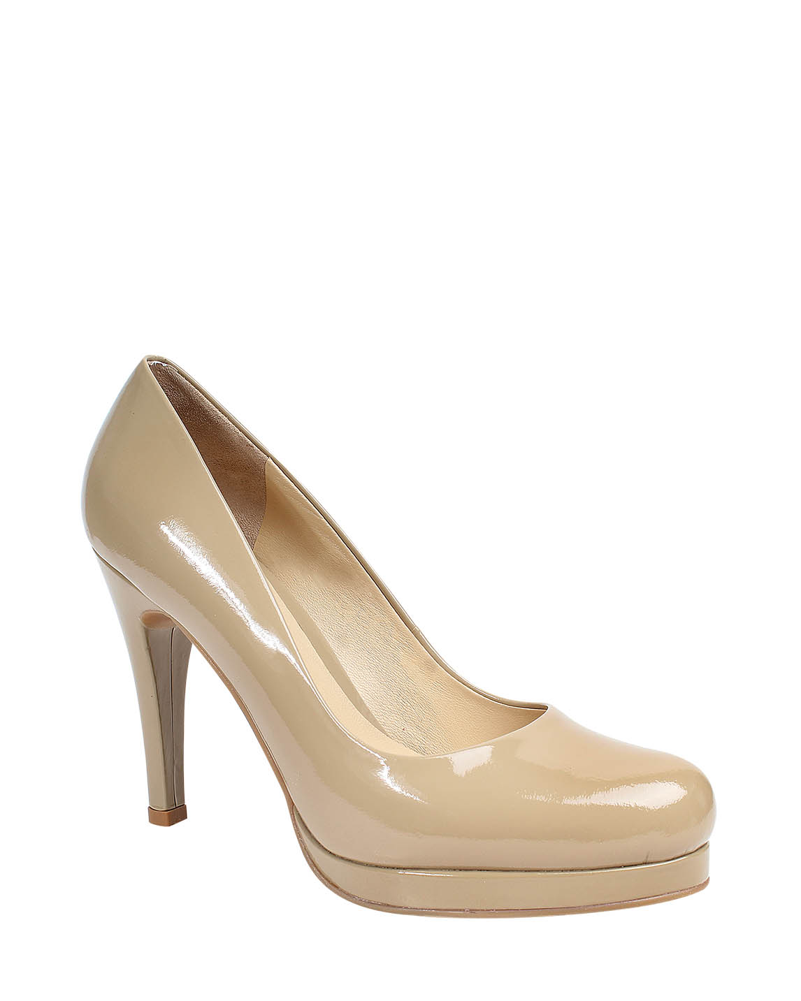 Zapatos Pumps FR-9247 Color Beige