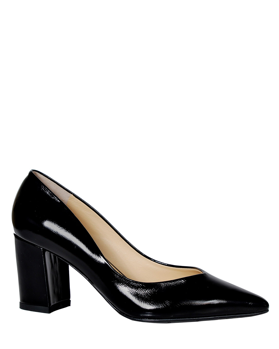 Zapatos Pumps FR-9272 Color Negro
